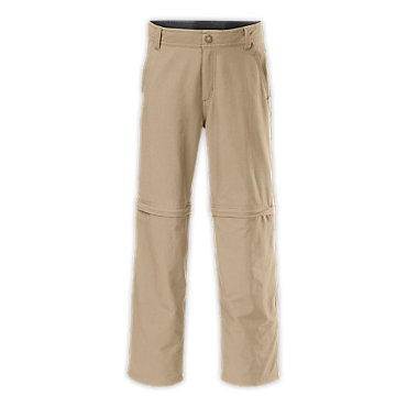 photo: The North Face Boys' Camp TNF Hike Convertible Pants