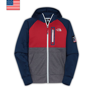 photo: The North Face Village Full Zip Hoodie