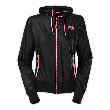 photo: The North Face Women's Bluewind Full Zip Wind Hoodie