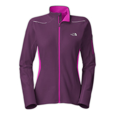 photo: The North Face Women's TKA 80 Full Zip Jacket fleece jacket
