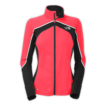 photo: The North Face Women's Isotherm WS Jacket long sleeve performance top