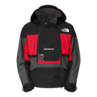 photo: The North Face Steep Tech Work Jacket snowsport jacket
