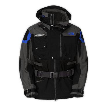 photo: The North Face Steep Tech Transformer Jacket snowsport jacket