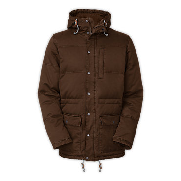 photo: The North Face Tasman Down Parka down insulated jacket