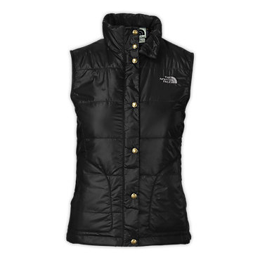 photo: The North Face Insulated Timbercrest Vest synthetic insulated vest