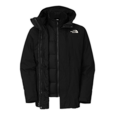 photo: The North Face Overcaster Triclimate Jacket component (3-in-1) jacket