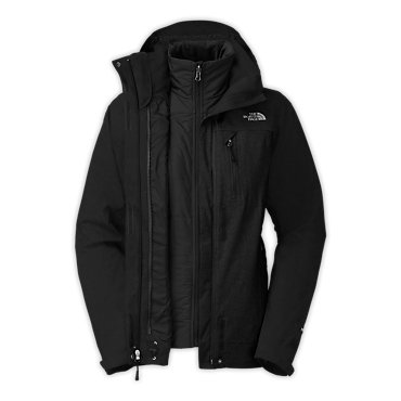 photo: The North Face Reinstorm Triclimate Jacket component (3-in-1) jacket