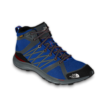 photo: The North Face Men's Litewave Guide Mid Hyvent hiking boot