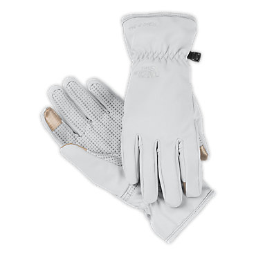 photo: The North Face Women's Etip TNF Apex Glove soft shell glove/mitten