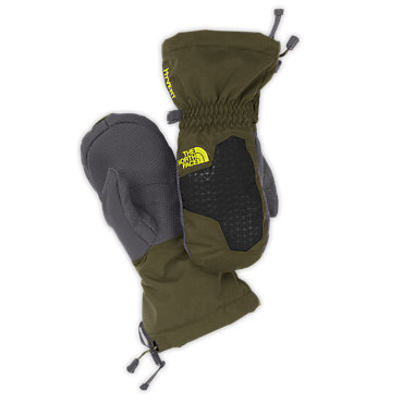 photo: The North Face Boys' Montana Mitt insulated glove/mitten