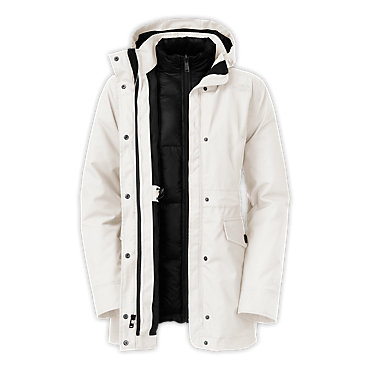 photo: The North Face Adriana Triclimate Jacket