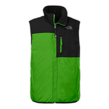 photo: The North Face Insulated Reversible Ledger Vest