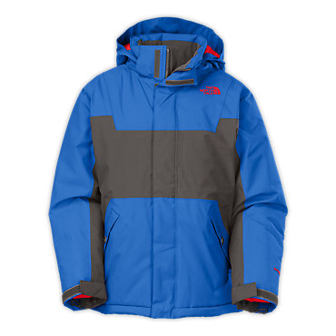 photo: The North Face Insulated Hex F-X Jacket