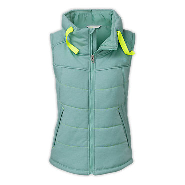 photo: The North Face Pseudio Puff Vest synthetic insulated vest