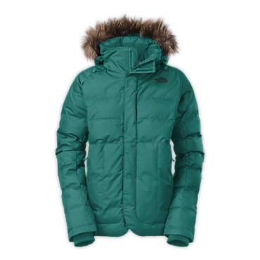 photo: The North Face Keats Down Delux Jacket