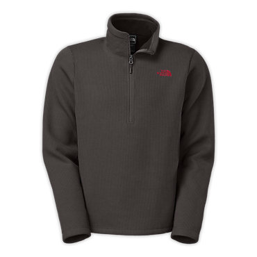 photo: The North Face Krestwood 1/4 Zip Sweater