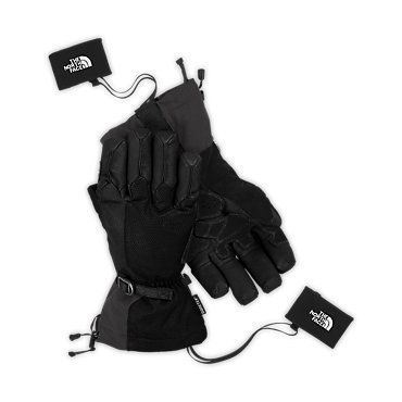 photo: The North Face Steep Saiku Glove insulated glove/mitten