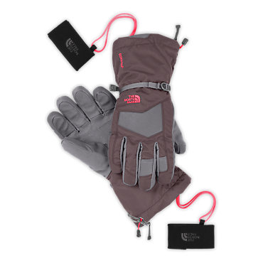 photo: The North Face Powderflo Glove insulated glove/mitten