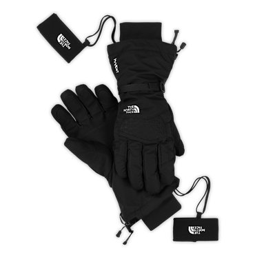photo: The North Face TriClimate Glove insulated glove/mitten