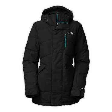 photo: The North Face Sansa Down Delux Jacket snowsport jacket