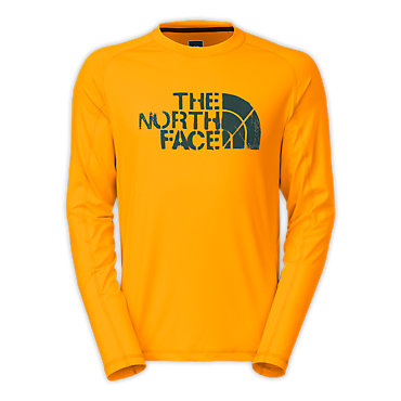 photo: The North Face Long-Sleeve Class V Shirt long sleeve rashguard