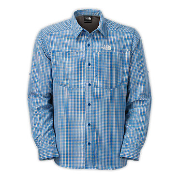 The North Face Long-Sleeve Paramount Woven