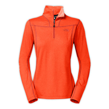 The North Face 1/4 Zip Paramount Grid