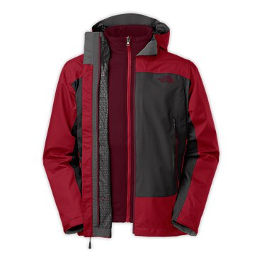 photo: The North Face Men's Blaze Triclimate Jacket