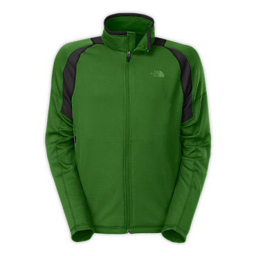 photo: The North Face Men's Ventana Full Zip fleece jacket