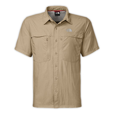 The North Face Short-Sleeve Cool Horizon Woven
