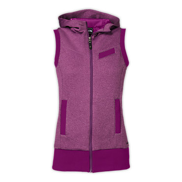 photo: The North Face Smoochz Vest fleece vest