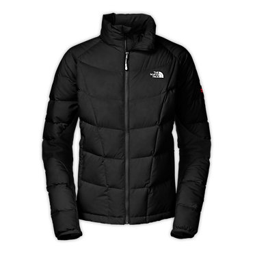 photo: The North Face Women's A-Back Hybrid Down Jacket