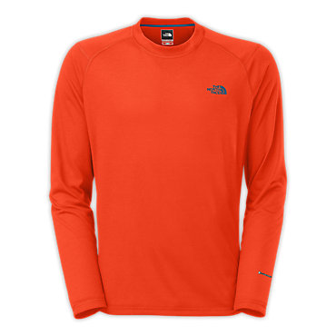 photo: The North Face Flash Dry Long-Sleeve Crew