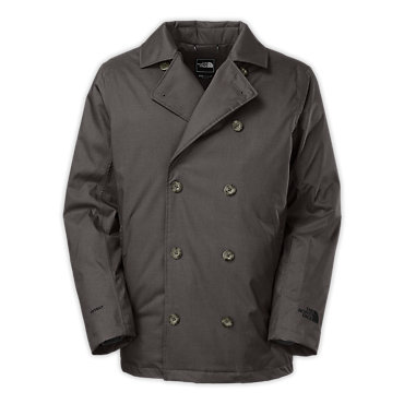 photo: The North Face Lenox Down Peacoat down insulated jacket
