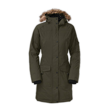 photo: The North Face Insulated Juneau Jacket down insulated jacket