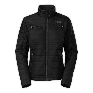 photo: The North Face Midori Moto Jacket synthetic insulated jacket