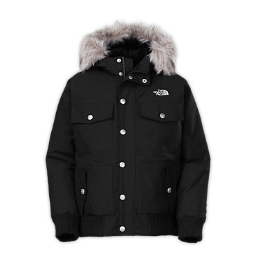 photo: The North Face Boys' Gotham Jacket down insulated jacket