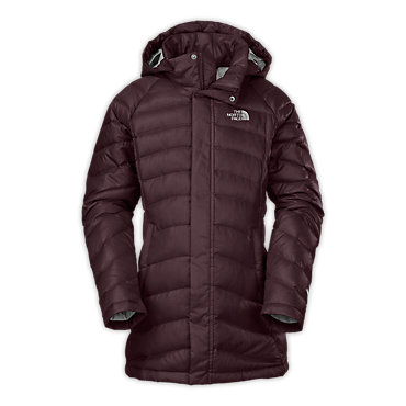 photo: The North Face Girls' Transit Jacket down insulated jacket