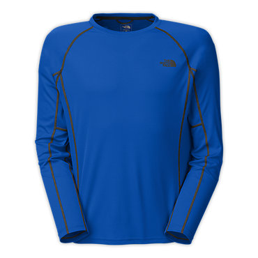 photo: The North Face Flex Long Sleeve Crew long sleeve performance top