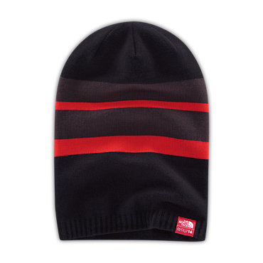 photo: The North Face Sochi Reversible Beanie winter hat