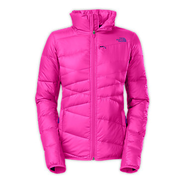 photo: The North Face Women's Hyline Hybrid Down Jacket