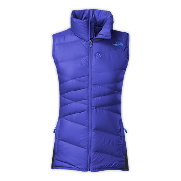 photo: The North Face Hyline Hybrid Down Vest down insulated vest