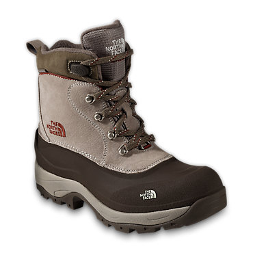 photo: The North Face Women's Chilkats winter boot