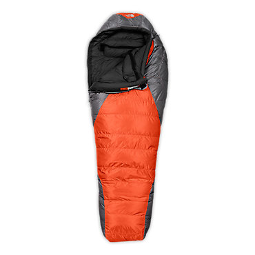 photo: The North Face Solar Flare cold weather down sleeping bag