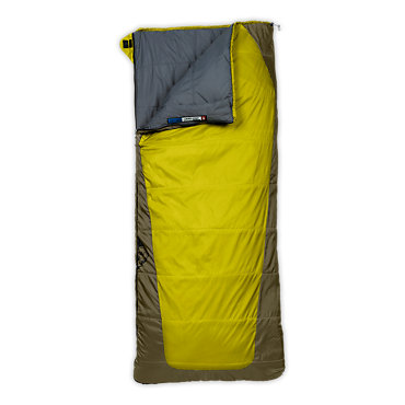 photo: The North Face Great Smoky 3-season synthetic sleeping bag
