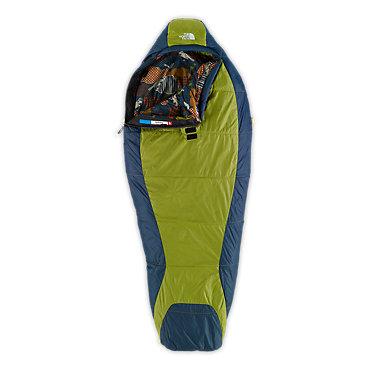 photo: The North Face Women's Tigger 3-season synthetic sleeping bag