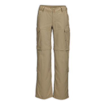 photo: The North Face Women's Paramount Peak Convertible Pant hiking pant