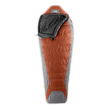 photo: The North Face Men's Hotlum 3-season down sleeping bag