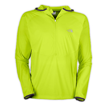 photo: The North Face Krakatoa 1/2 Zip Hoodie wind shirt