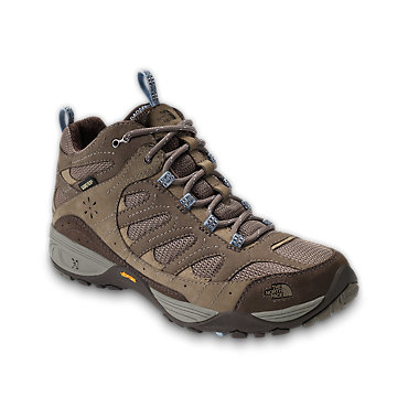 photo: The North Face Sable Mid GTX XCR hiking boot
